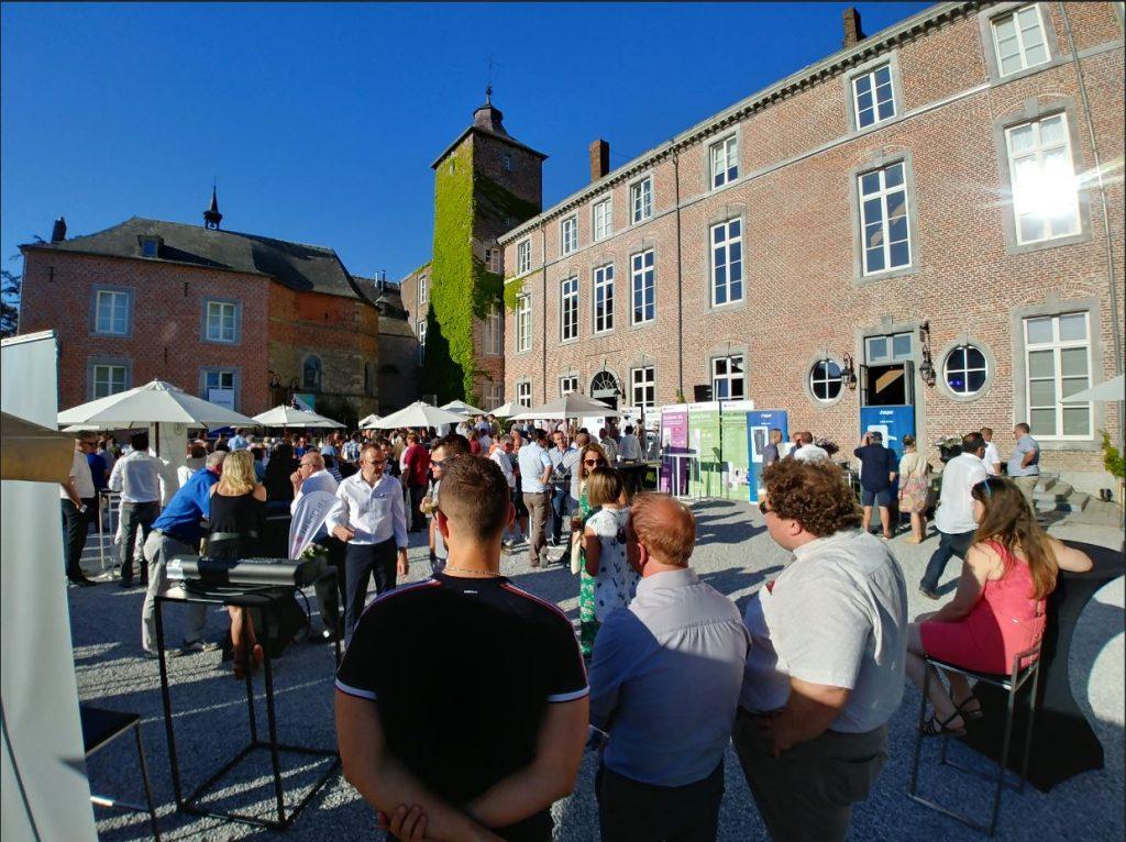 LG Energy Solution @ Rexel PV Days 2019 Namur