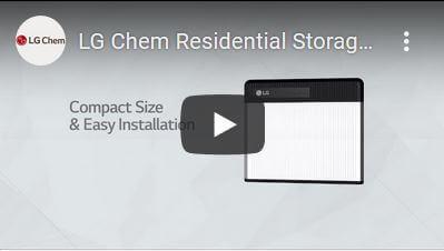 Video Tutorial - LG Energy Solution RESU Plus Installation