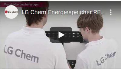 Video Tutorial - LG Chem RESU7H RESU10H Installation