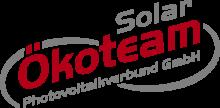 LG Chem RESU Distributor Oekoteam Solar Logo